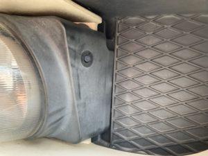 シルビアS15 フォグ 樹脂カバー