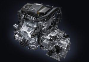 レクサスRX エンジン