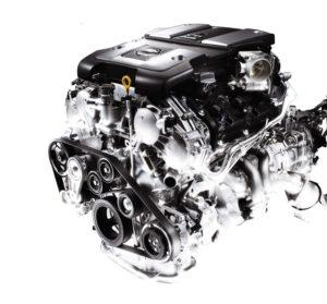 Z34 エンジン